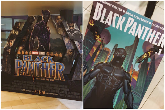 Wakanda Forever! Five Things I Love About Black Panther | Janée Barbre