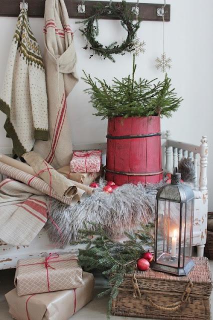 Préparatif de Noël
