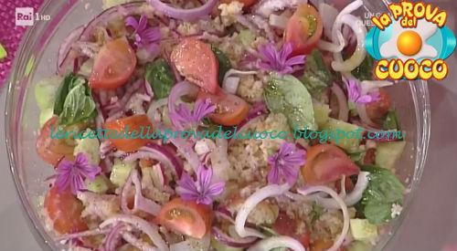 Panzanella ricetta Messeri da Prova del Cuoco