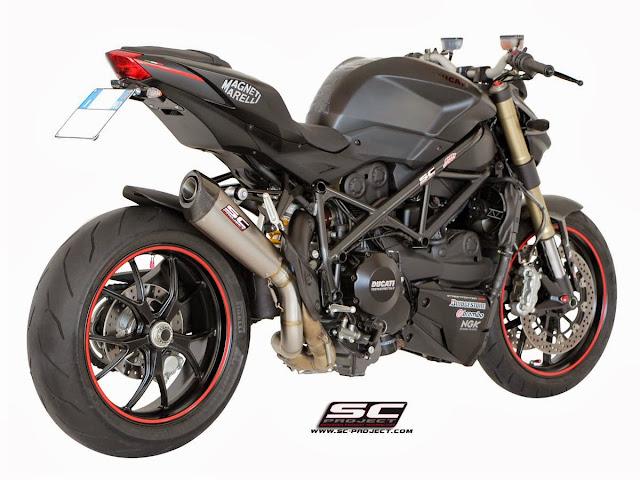 SC-Project Exhaust System - Rasai Kehebatan Teknologi MotoGP