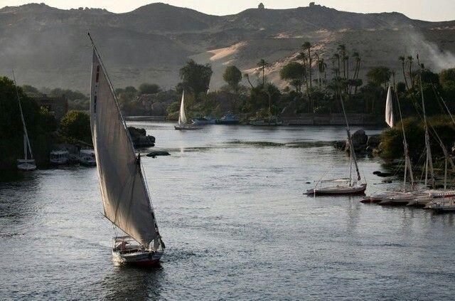 Sail the majestic Nile