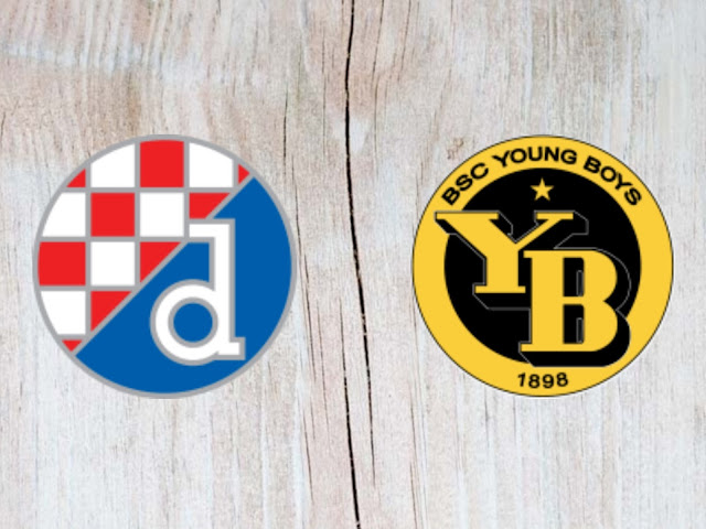 Dinamo Zagreb vs BSC Young Boys - Highlights - 28 August 2018