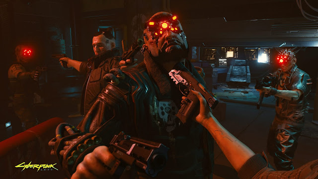 Cyberpunk hadir dengan grafik, musik dan sistem yang sangat baik, Game ini sangat patut kalian mainkan.