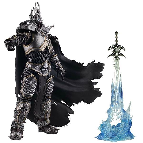 All Kinds Of Toys Wow Deluxe Collector Figure The Lich