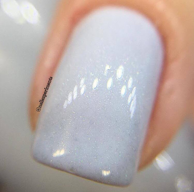beyond the nail polish in shimmering mermaid tail