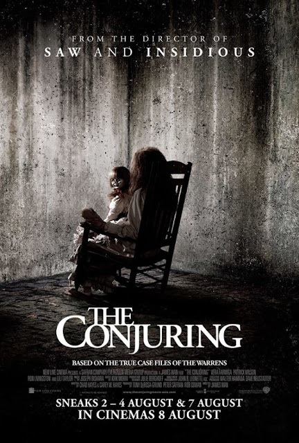 Conjuring : Les Dossiers Warren : conjuring, dossiers, warren, Critique], CONJURING, DOSSIERS, WARREN, (2013), James