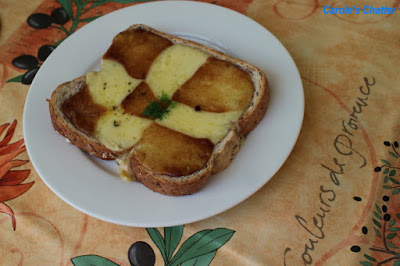 Carole's Chatter: Tic Tac Toe Toasties - simply revisited
