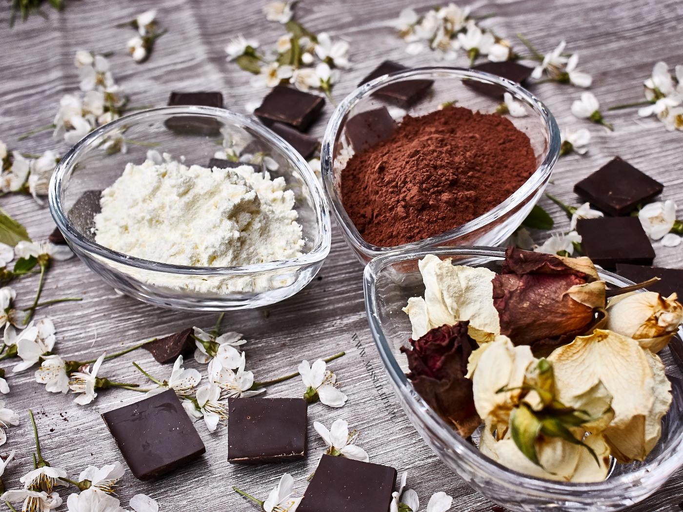czekoladowe kosmetyki diy blog