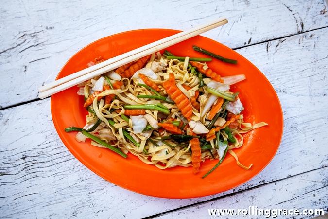 popular Cambodian Street Food
