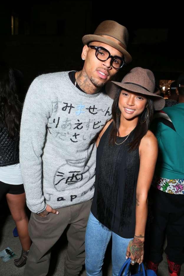 Chris Brown's ex-girlfriend Karrueche Tran gets restraining order against him