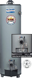 Storage-gas water heater