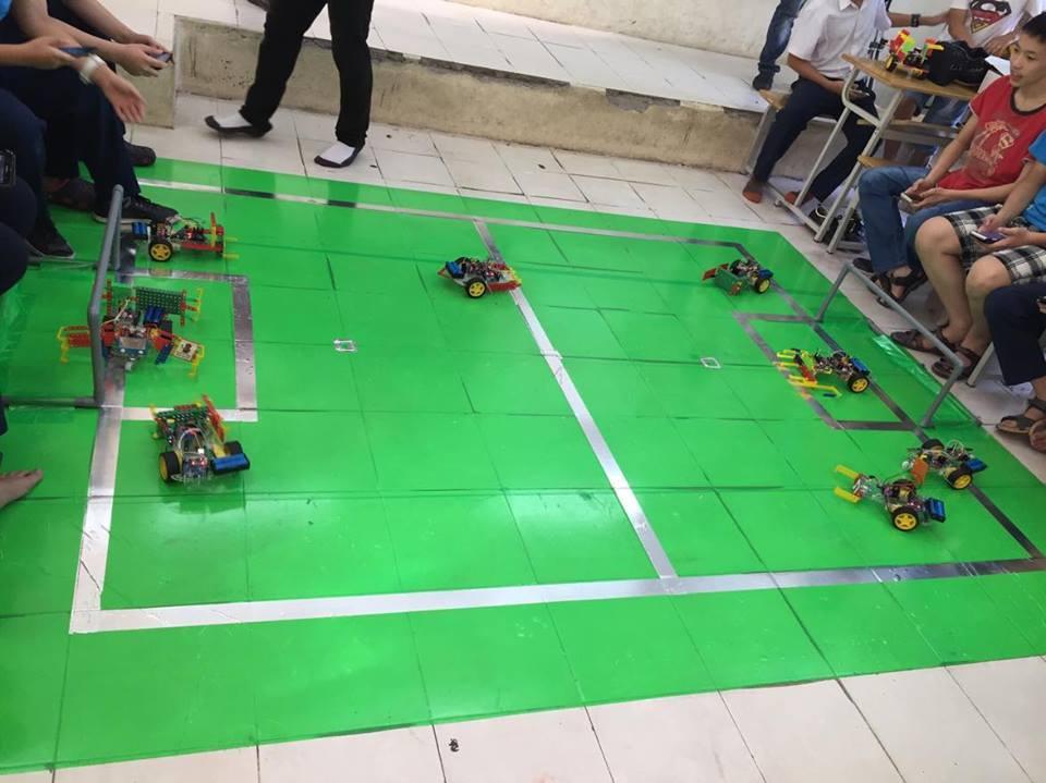 Linh kiện ROBOTICS