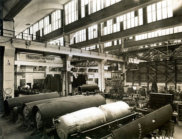 Peenemund V-2 factory worldwartwo.filminspector.com