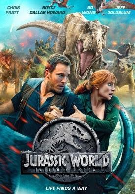 Jurassic World: Fallen Kingdom [2018] *Sin marca de agua* [NTSC/DVDR- Custom HD] Ingles, Subtitulos Español Latino