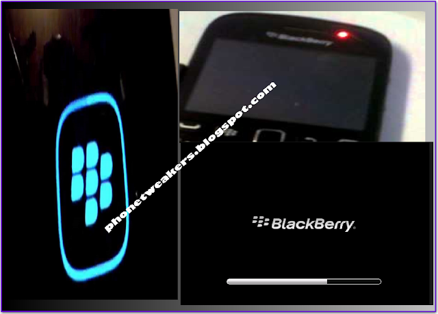 Blackberry random restart and shutdown problems