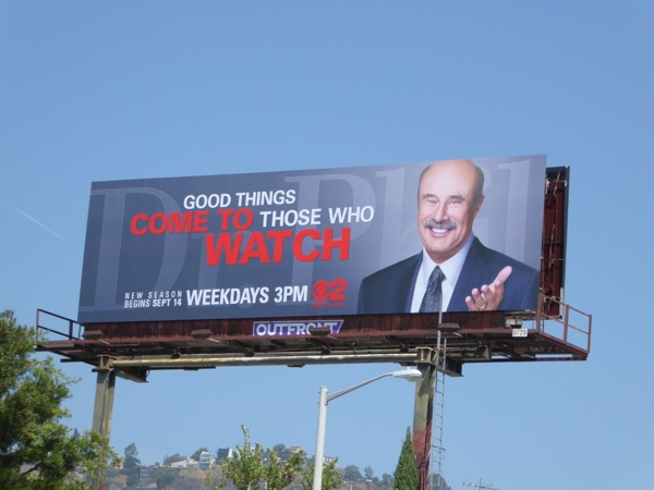 Dr Phil season 14 billboard Aug 2015