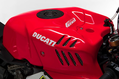 2018 Ducati WSBK Race Bike Φωτογραφίες