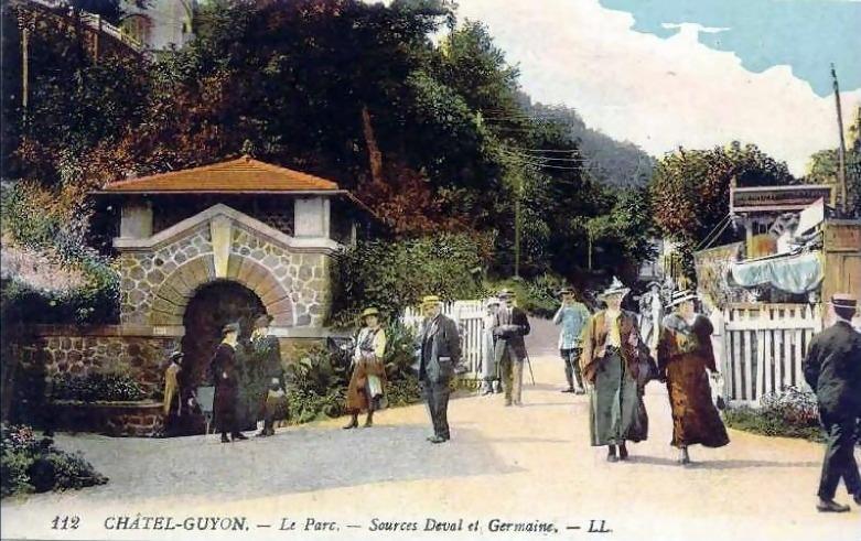 Chatel guyon histoire et patrimoine - Office de tourisme chatel guyon ...