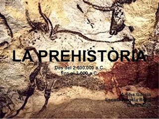 www.slideshare.net/aroki/la-prehistria-18454769