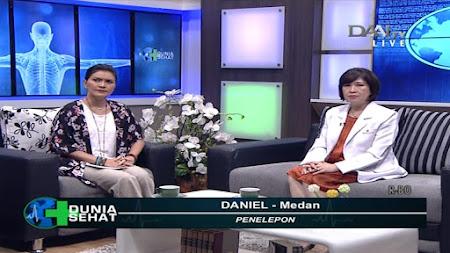 Frekuensi siaran DAAI TV Indonesia di satelit Palapa D Terbaru