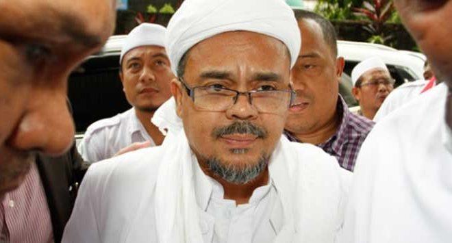 Habib Rizieq: Sampai Jumpa di Tanah Air