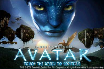 تحديث جديد من اللعبة الشهيرة avatar v1.1.1  رووووعه