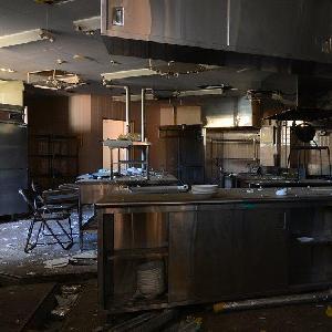 Abandoned Kitchen Escape Walkthrough
