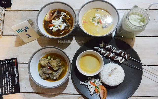Nglathak, Kuliner Sate Klathak di Tengah Kota Jogja