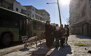 Dapat Dukungan Iran, Milisi Syiah Bunuh 4 Warga Sipil Saat Dievakuasi