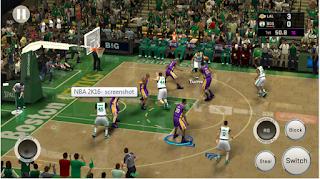NBA 2k16 Preview 3