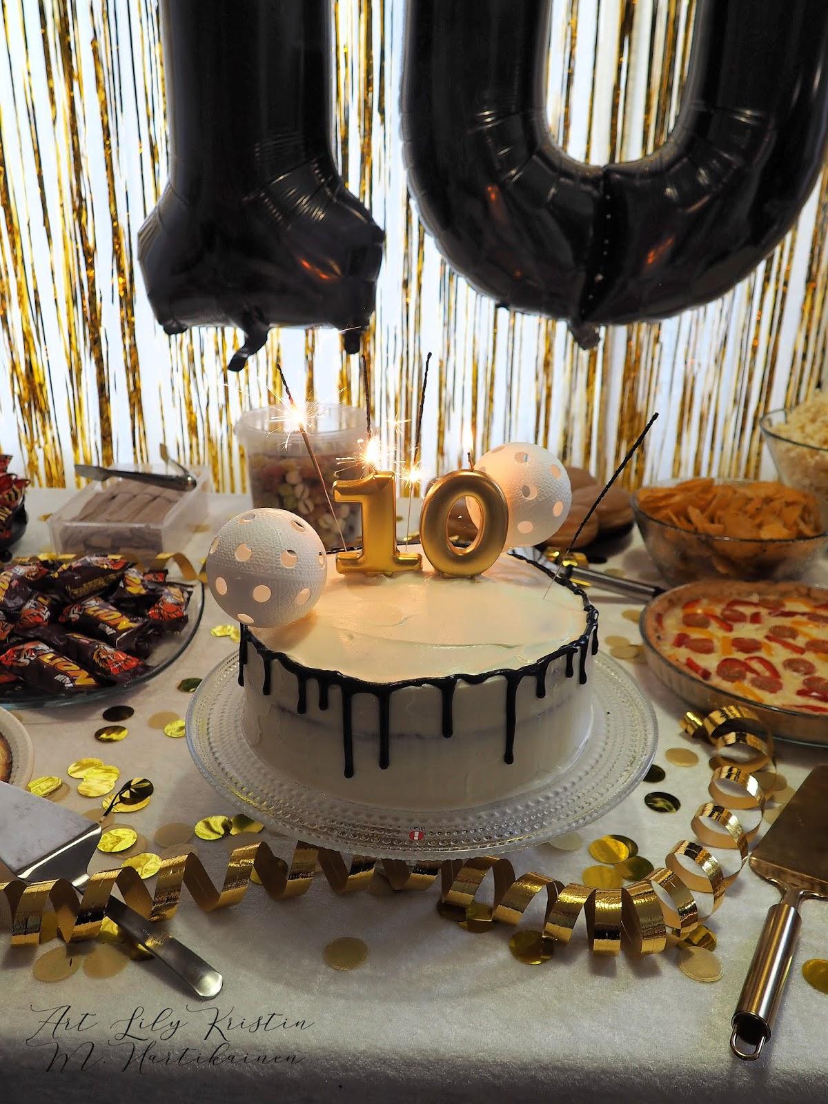 Ovatko lastenjuhlat karanneet käsistä? Lukijoiden 6 niksiä suitsia kuluja