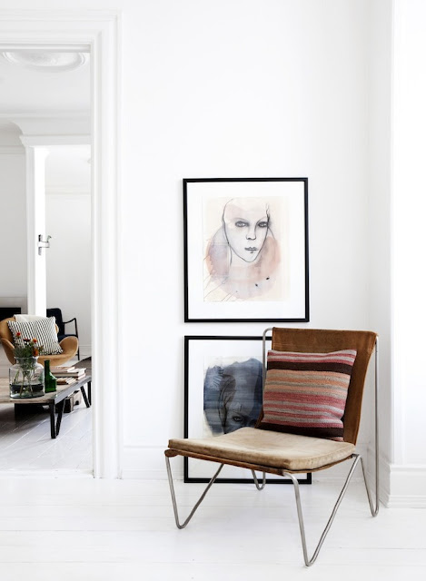Danish and Nordic interior by Line Thit Klein