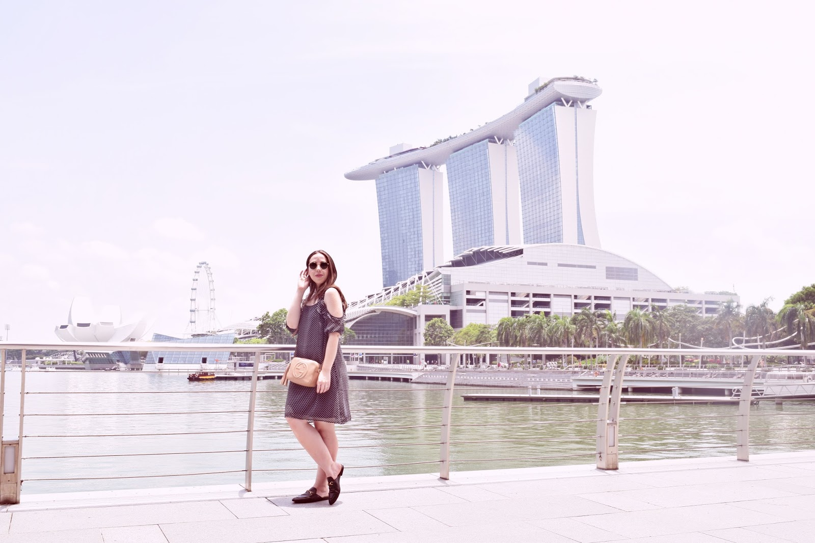 living in Singapore, nars favorite lipstick, expat in Singapore, gucci bag, gucci mules shoes