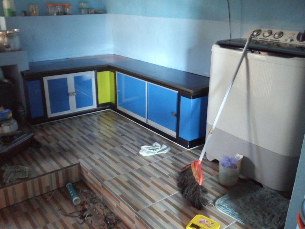 Kitchen Set Balikpapan | CV. Rifqi Putra Brantas Balikpapan