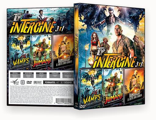 FILMES – Top Inter Cine 3X1 – ISO