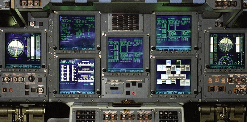 Mindless Mirth: Instrument Panels - Simple to Unbelievably ...