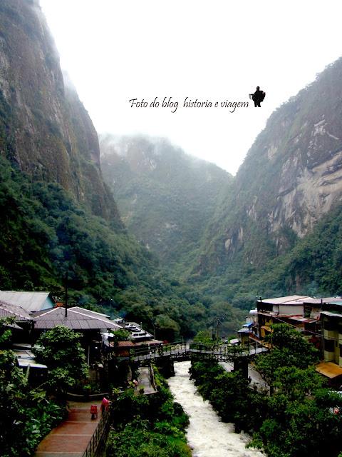 Rumo a Machu Picchu
