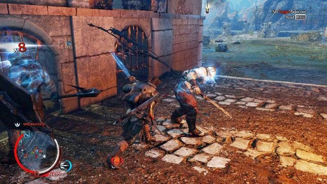 Middle earth Shadow of Mordor Free Download Games