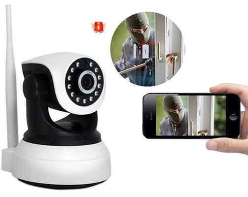 414k - Camera IP xoay 360 độ P2P loại 1 giá sỉ và lẻ rẻ nhất