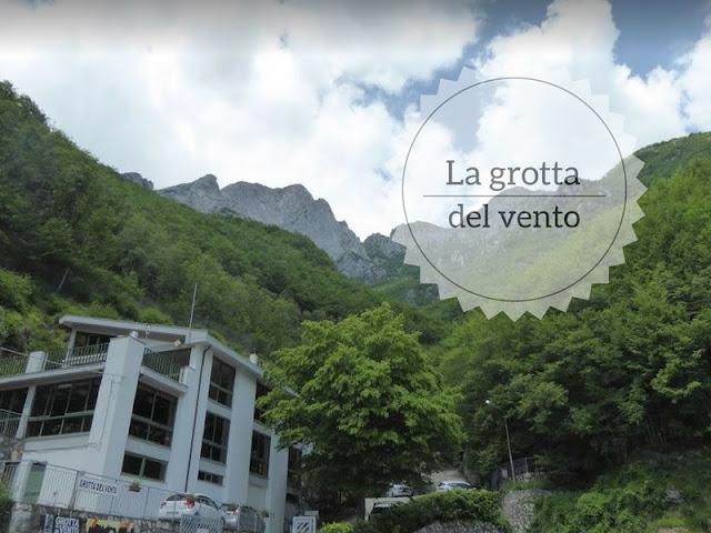 Visita alla Grotta del Vento in Garfagnana il centro visite