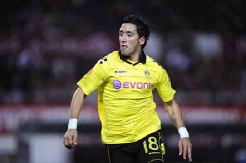 Lucas Barrios là cái tên tiêu biểu của Copa America 2015