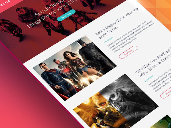 Download Movie Theme Sketch With CSS Free