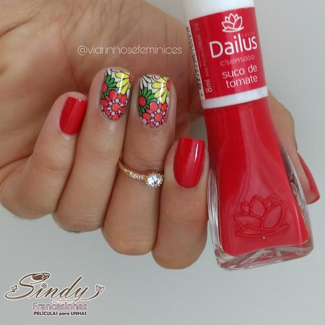 Suco de tomate - Dailus + Sindy Francesinhas