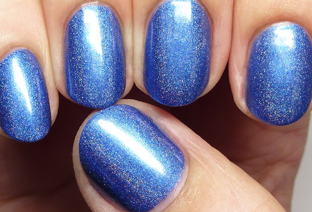 Grace-full Nail Polish I Will Follow