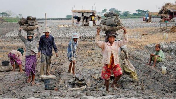 40 millones de personas son víctimas de esclavitud, según OIT