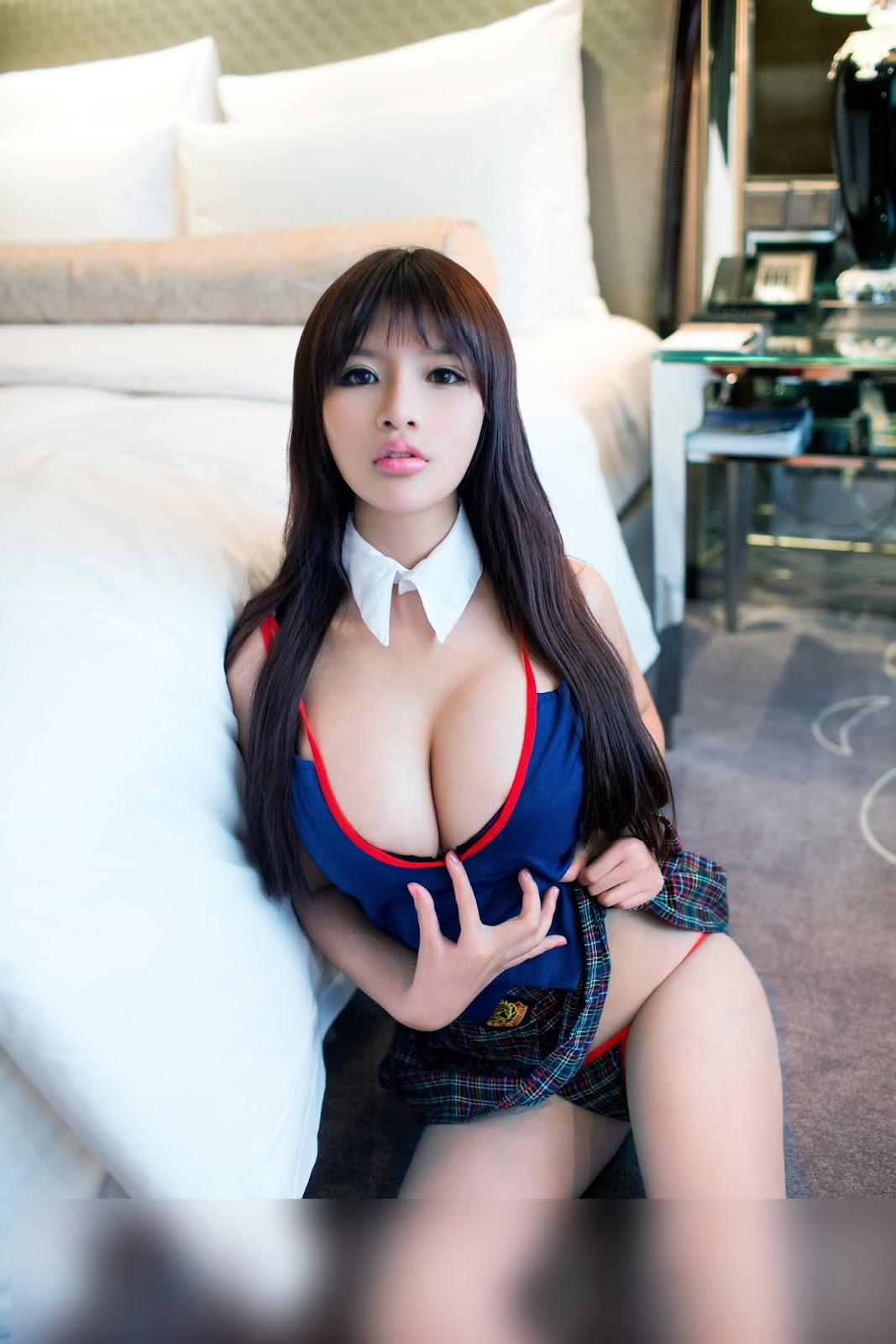 05 - Hot Girl Big TIts TUIGIRL NO.38 Asian Naked