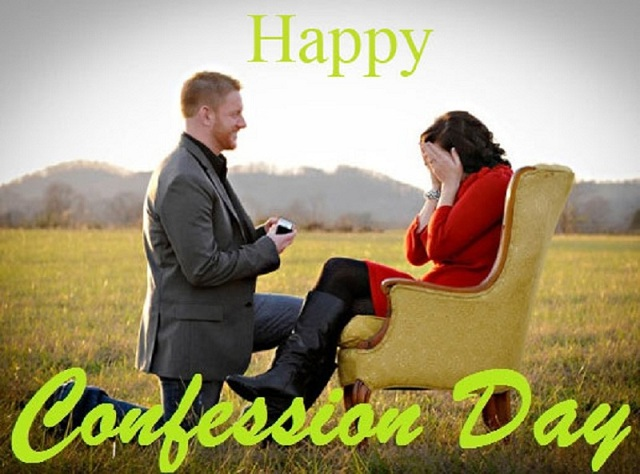 Confession Day WhatsApp Status, DP, Facebook, Instagram, Reddit, Hike, Twitter, Images, Timeline