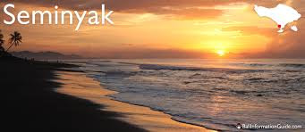 Seminyak, tourist destinations awesome high calss