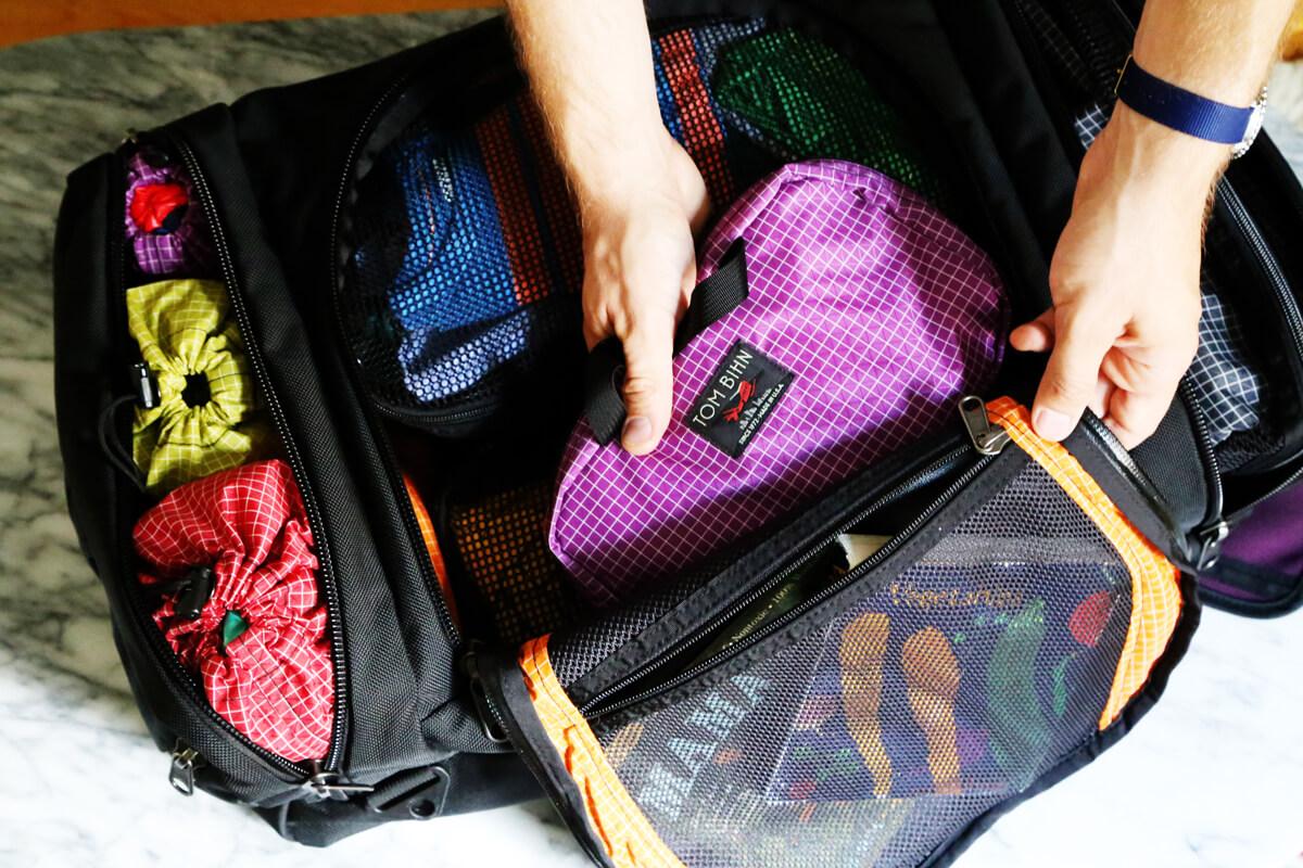 Eğer alışveriş yapmayı planlıyorsanız valizinizin içine bir valiz daha koyabilirsiniz