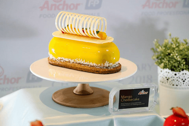 Anchor Food Professionals Pastry And Culinary Challenge 2018,
